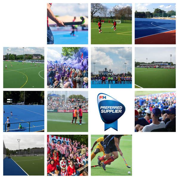 Lano supplies artificial turf to EuroHockey and new FIH Pro League