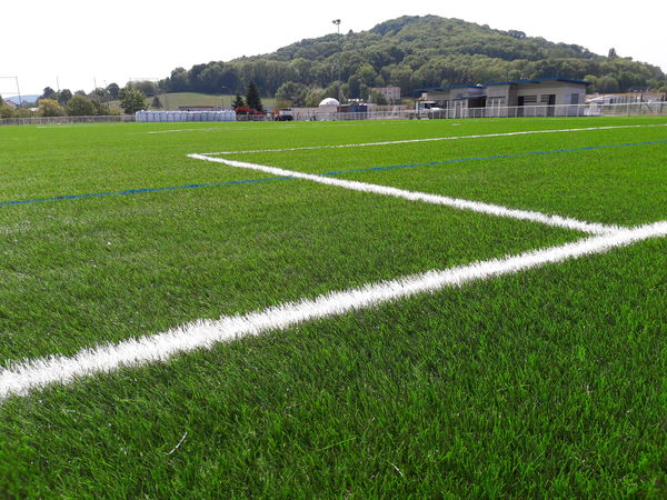 All of Vesoul gets to play on a Lano Sports artificial turf pitch