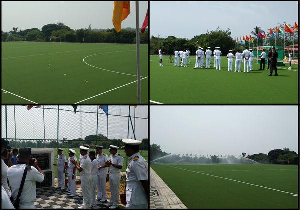 L'Indian Naval Academy vise la qualité ultime avec Lano Sports