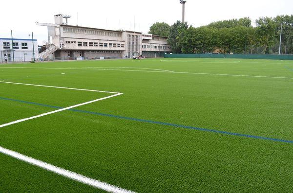 Dunkerque donne à son club de foot un nouveau terrain et stade